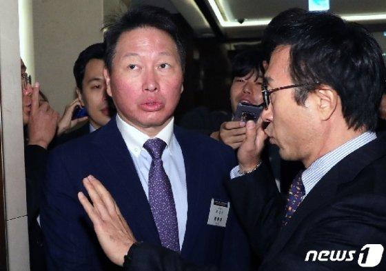 최태원 SK 그룹 회장© News1 박정호 기자