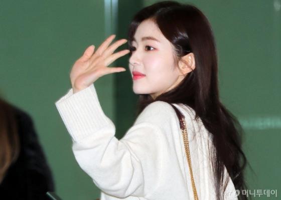 [사진]아이린 '순백의 청순미인'
