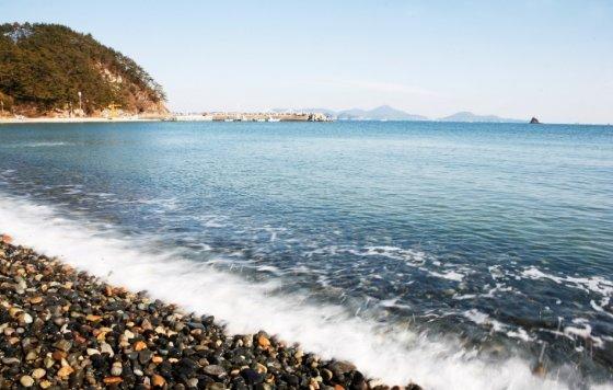 두모몽돌해변. /사진=한국관광공사