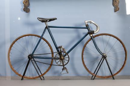 엄복동 자전거. /사진제공=문화재청