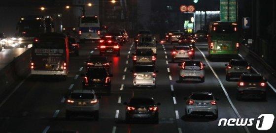 [사진] '지금 고속도로교통상황은?'