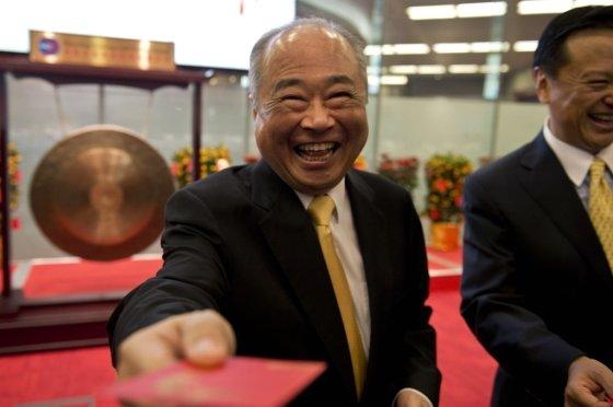 중국인들의 세뱃돈 '훙바오'. /사진=AFP