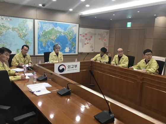 외교부, 中 우한 체류 국민 안전점검…