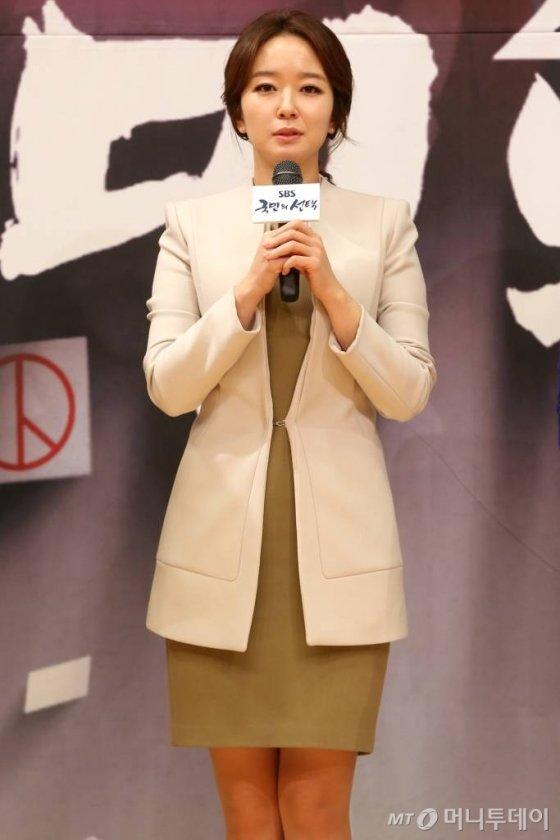 박선영 아나운서. /사진=임성균 기자