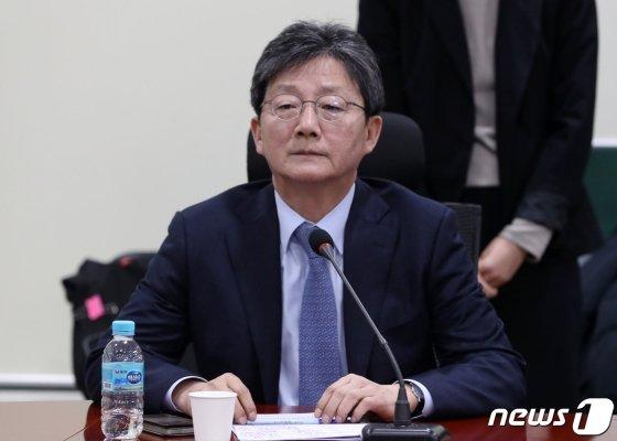 유승민 새로운보수당 인재영입위원장