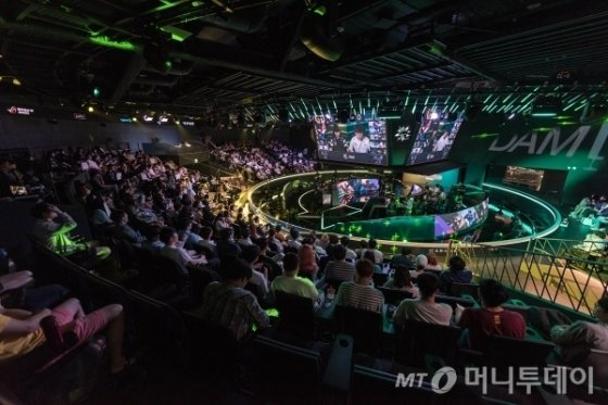 2019 LCK 서머 경기 현장/사진=라이엇게임즈