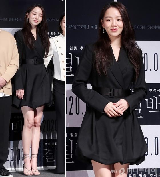 배우 신혜선/사진=김휘선 기자
