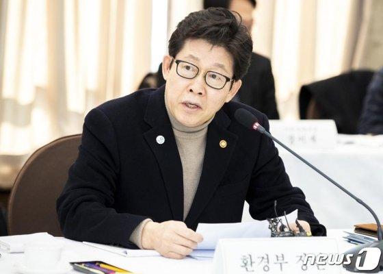 조명래 환경부장관/뉴스1