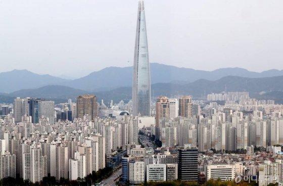 서울 아파트 전경/사진= 김창현 기자