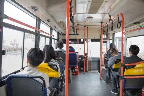 버스 앱을 이용해 스마트하게 하차 알림을 맞춰보자. 사진은 기사와 관계 없음./사진=게티이미지뱅크