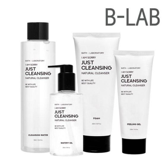 비랩 네추럴 클렌징(B-LAB NATURAL CLEANSING) 시리즈/사진제공=바른손 비랩