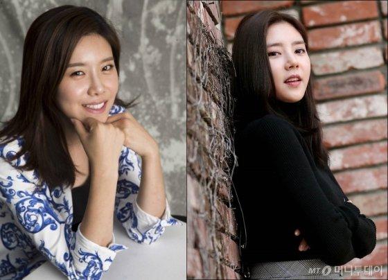 사진 왼쪽부터 개그맨 장도연과 가수 출신 배우 손담비./사진=임성균 기자, 김창현 기자