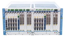 에치에프알이 생산하는 모바일 프론트홀 장비 HSN-8500. /사진=에치에프할 홈페이지
