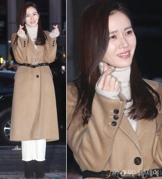 배우 손예진/사진=강민석 인턴기자