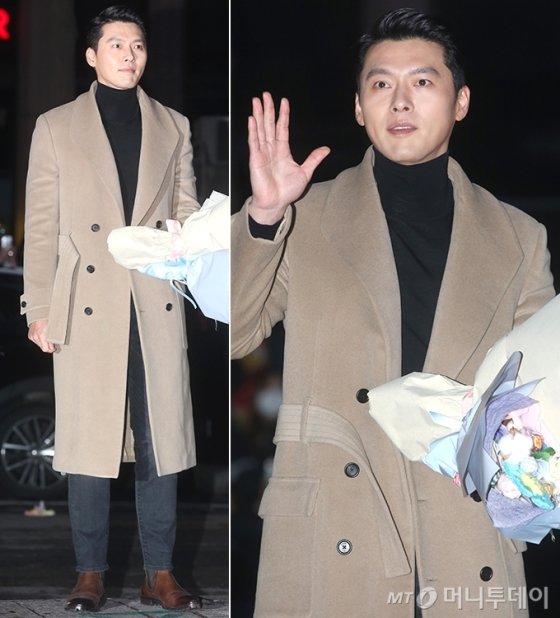 배우 현빈/사진=강민석 인턴기자