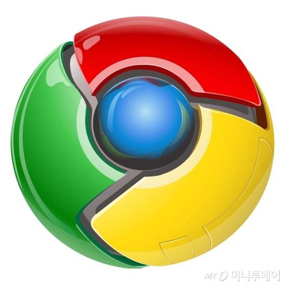 구글 크롬.