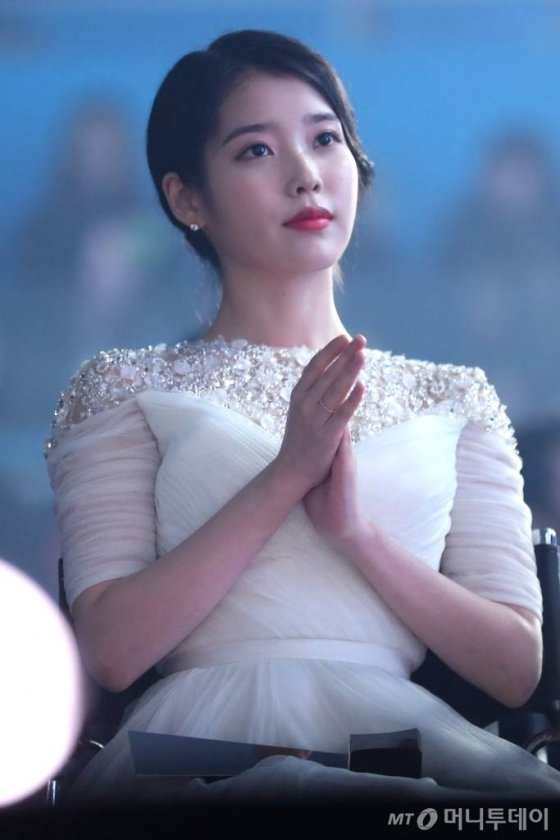 가수 겸 배우 아이유(이지은)./사진=이기범 기자