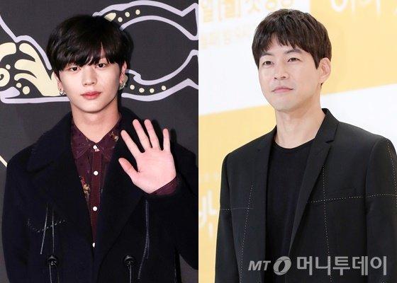 그룹 비투비 육성재(왼쪽)와 배우 이상윤이 '집사부일체' 하차를 결정했다./사진=머니투데이DB