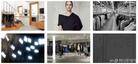 현대백화점그룹은 2012년 패션 전문기업 한섬(4200억원)을 인수하면서 본격적으로 패션 사업을 확장했다. /사진제공=한섬 홈페이지