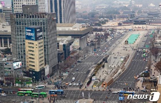 [사진] 서울시, 광화문 집회 전면 불허 '코로나19 예방'