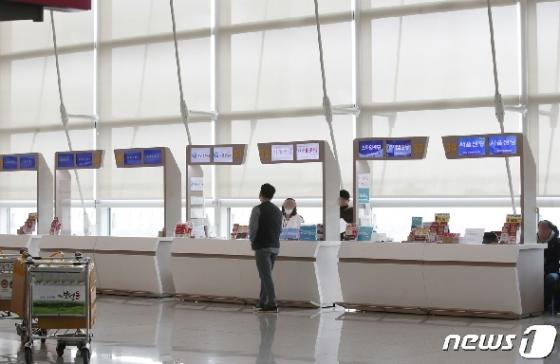 [사진] 여행업계 비상, 매출급감