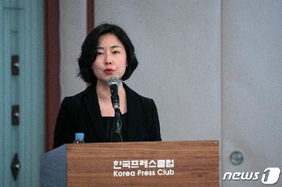 [사진] 권선주 대변인 규제개혁당 정책 발표