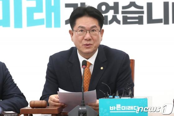 '안철수계' 이동섭, 통합당 입당…안철수