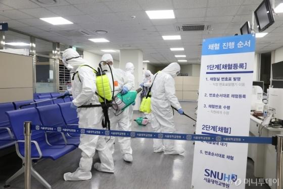 '확진자 내원' 응급실 폐쇄 잇따라…서울대병원은?