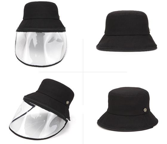 패션모자 브랜드 화이트샌즈가 출시한 '코로나 모자' C-19