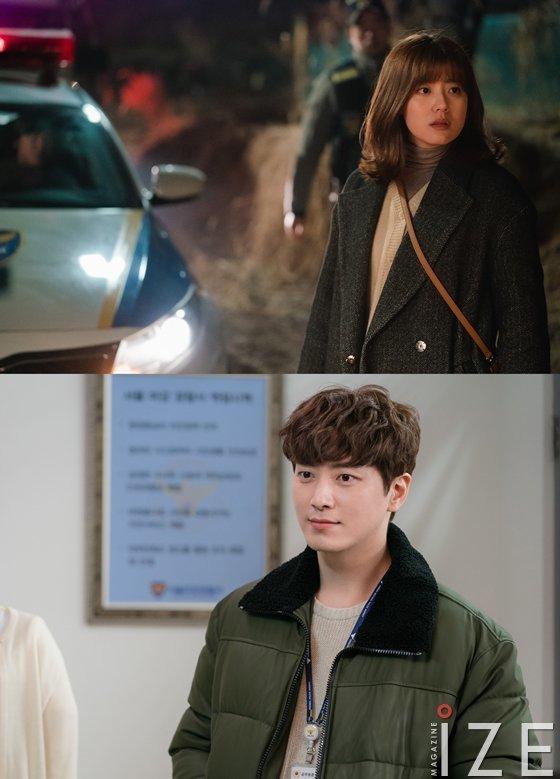 MBC 새 월화드라마 '365 : 운명을 거스르는 1년'의 주인공 남지현(위)와 이준혁. 사진제공=MBC