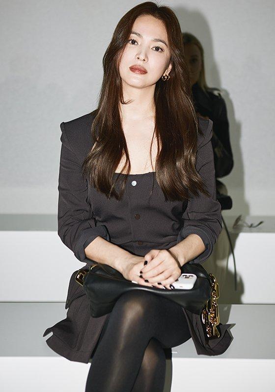 배우 송혜교/사진제공=보테가 베네타