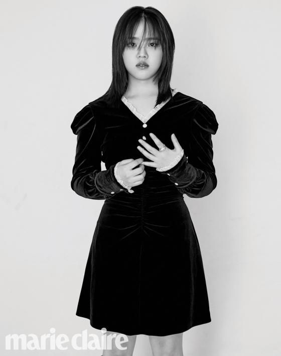 배우 김향기 /사진제공=마리끌레르