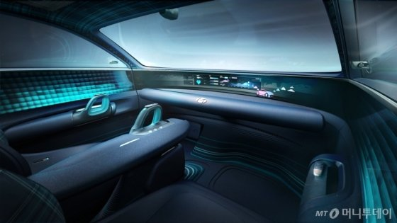 현대차 EV 콘셉트카 프로페시/사진제공=현대차