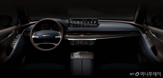 현대자동차 프리미엄 브랜드 제네시스 '디 올 뉴 G80' 이미지. /사진제공=현대자동차