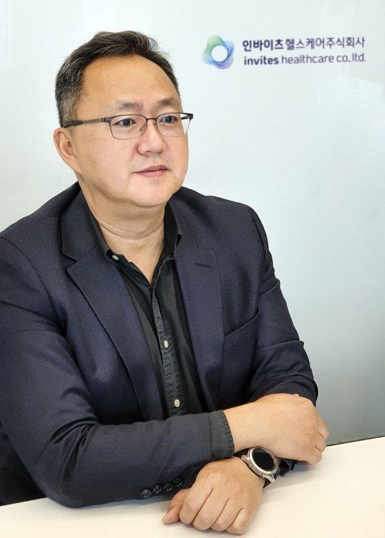 김준연 인바이츠 헬스케어 대표