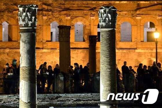 이탈리아 로마. © News1 이기창