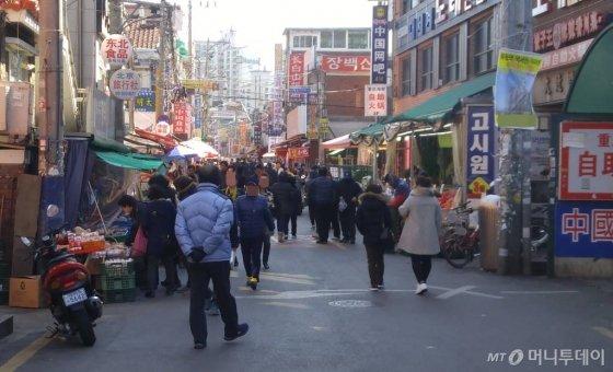 서울 영등포구 대림동 차이나타운./사진=김사무엘 기자