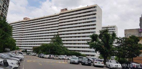 서울 강남구 대치동 은마아파트 전경. /사진=김지훈 기자