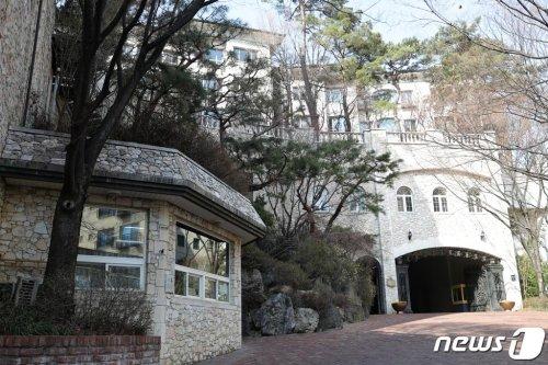 서울 서초구 트라움하우스 5차/사진= 뉴스1