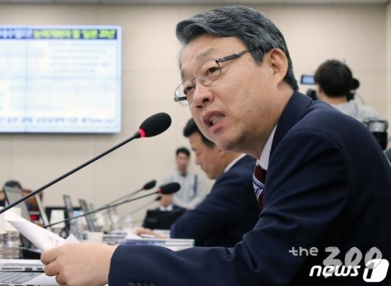 (서울=뉴스1) 이종덕 기자 = 김성식 무소속 의원