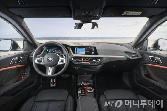 BMW '뉴 220d 그란쿠페'. /사진제공=BMW코리아