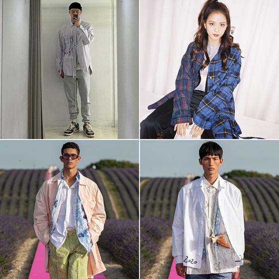 /사진=배우 박서준, 그룹 블랙핑크 지수 인스타그램, 자크뮈스 2020 S/S 컬렉션