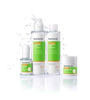 리얼베리어, 지복합성 피부 위한 '컨트롤-T' 4종 리뉴얼 출시