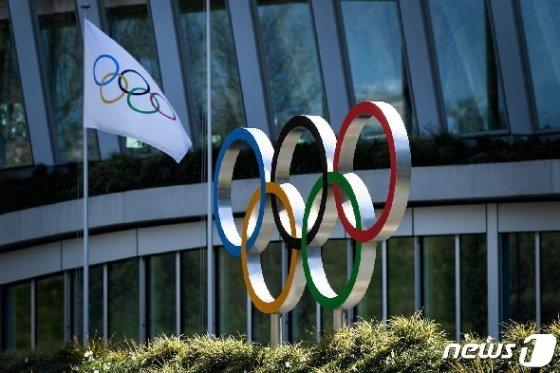 2020 도쿄올림픽이 1년 뒤로 연기됐다. © AFP=뉴스1