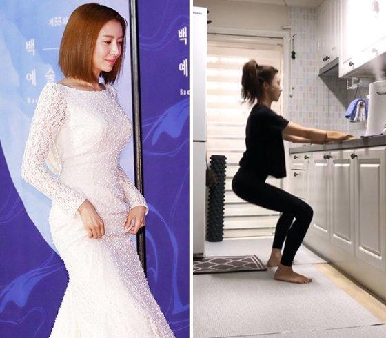 /사진=머니투데이 DB, 배우 윤세아 인스타그램