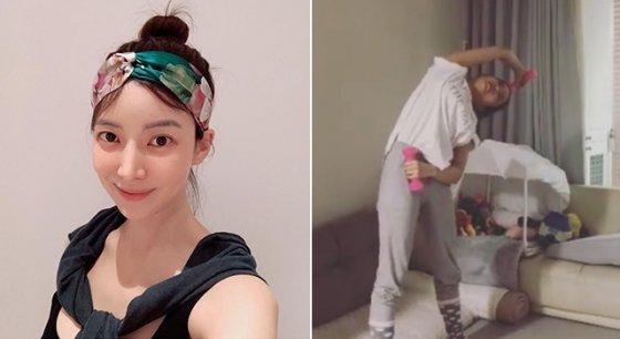 /사진=배우 윤세아 인스타그램