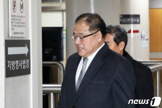 안종범 전 청와대 경제수석. /사진=뉴스1