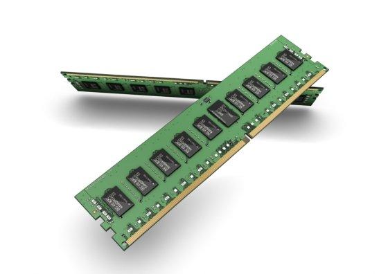 삼성전자 D램 모듈. /사진제공=삼성전자