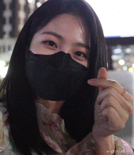 [영상]김명수-신예은 '어서와!'