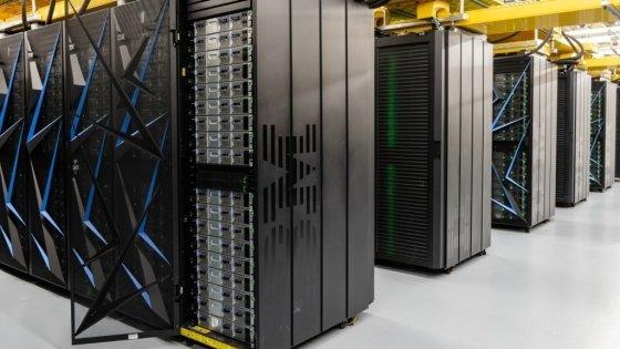 슈퍼컴퓨터 자료사진/사진=IBM